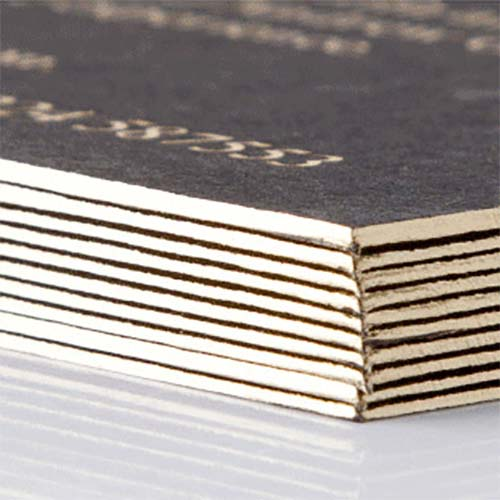 Edge Gilding Cards